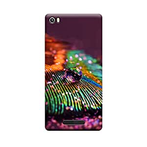 CaseLite Premium Printed Mobile Back Case Cover With Full protection For Lava Iris X8 (Designer Case)