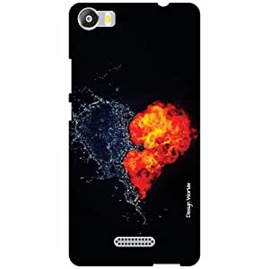 Design Worlds Micromax Canvas 5 E481 Back Cover Designer Case and Covers