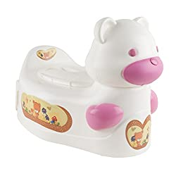 Saluja Toys Bear Potty / / Baby and Toddler Toys