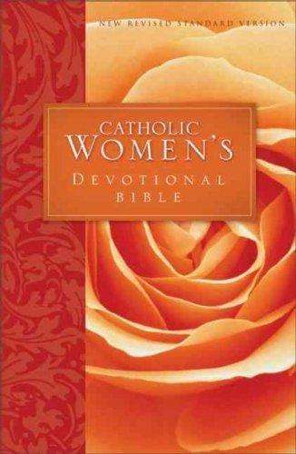 [ CATHOLIC WOMEN'S DEVOTIONAL BIBLE (NRSV): FEATURING