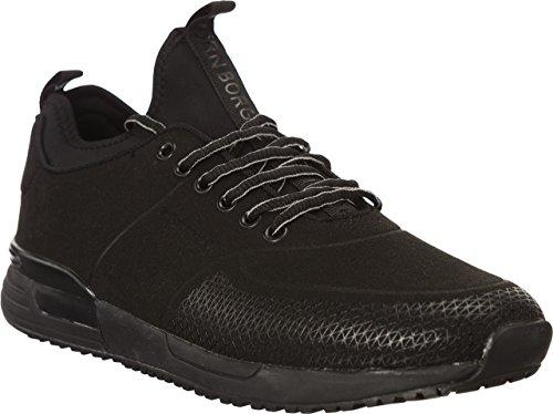 Björn Borg Footwear - scarpe da ginnastica Uomo , nero (nero), 42 EU