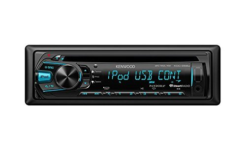 New Kenwood KDC-258U In-Dash CD/MP3 USB/AUX Car Audio Receiver Player Stereo (Kenwood Car Stereos compare prices)