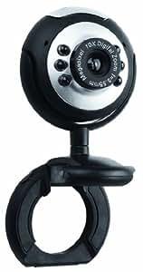 Merkury Innovations Live USB Webcam with Clip (M-WC310)