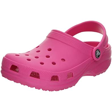 Crocs Crocband Sandals Pink 10-11 Child UK