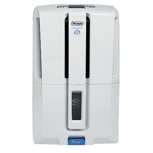 Delonghi Dd45P 45-Pint Energy Star Dehumidifier With Patented Pump