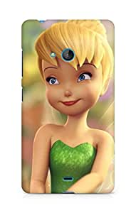 Amez designer printed 3d premium high quality back case cover for Microsoft Lumia 540 (Tinkerbell)