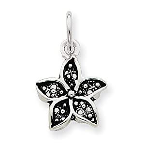 SS Small Flower Charm