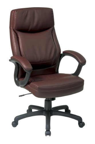 Office Star WorkSmart Executive High Back Eco