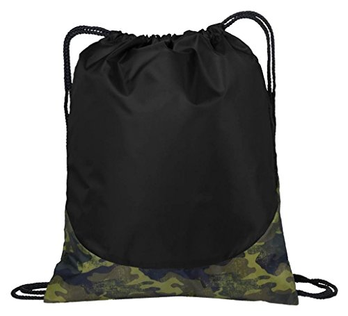Port Authority Patterned Cinch Pack. BG612 PartNumber: 0000000000000002676500000000000000503196P