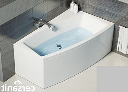 virgo space saver baignoire d 39 angle blanc 140 x 90 cm. Black Bedroom Furniture Sets. Home Design Ideas