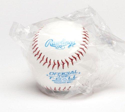 Rawlings T-Ball Indoor/Outdoor Soft Baseball