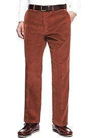 Pure Cotton Corduroy Trousers [T17-7113B-S]