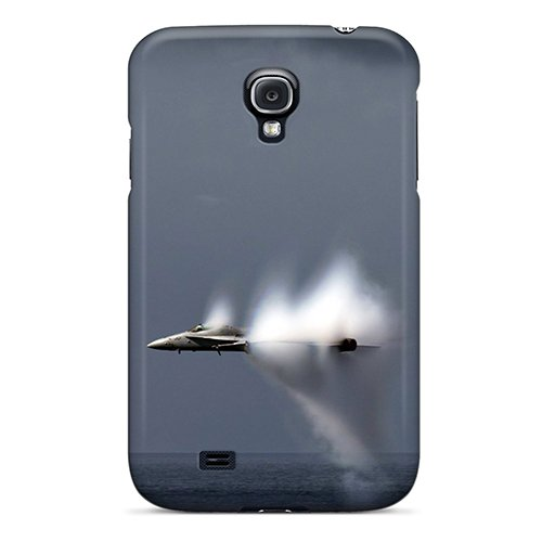 New Style Tpu S4 Protective Case Cover/ Galaxy Case - Speed Sound Barrier