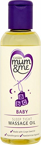 Cussons Mum & Me Baby Sleep Tight Massage Oil (100Ml)