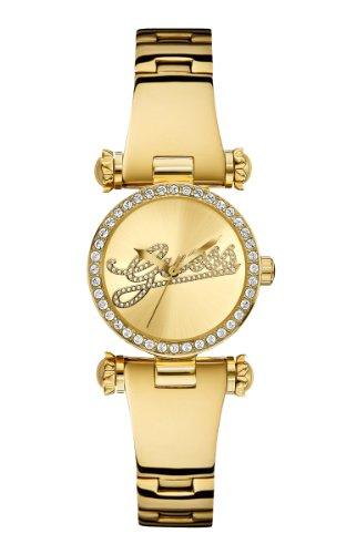 Guess U0287L2 - Reloj de pulsera mujer, acero inoxidable, color dorado