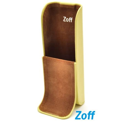 Zoff(ゾフ) メガネスタンドとしても使える機能的な2wayケース(Z-Stand_YL)