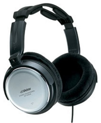 JVC Victor Stereo Headphones | HP-RX500 (Japanese Import)