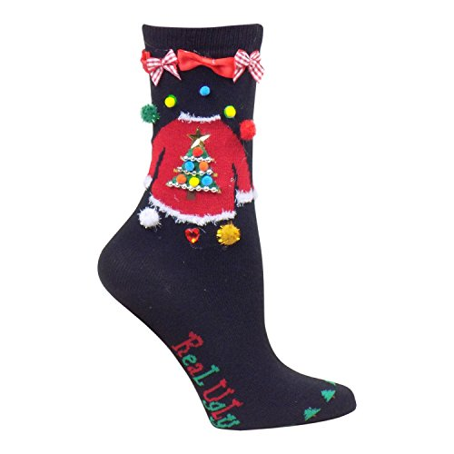 Decorate Real Ugly Socks