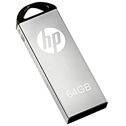 HP V220W 64GB USB2.0 Pen Drive