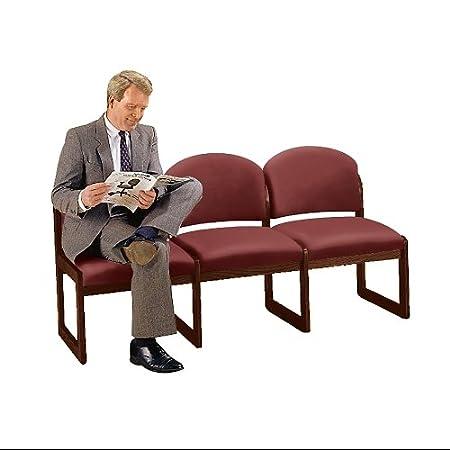 Armless ThreeSeat Sofa