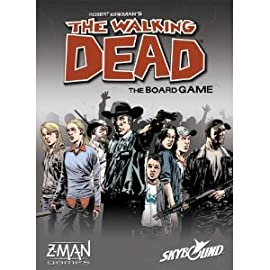 Walking Dead The Board Game
