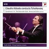 Claudio Abbado conducts Tchaikovsky (Symphonies Nos 1-6 etc)