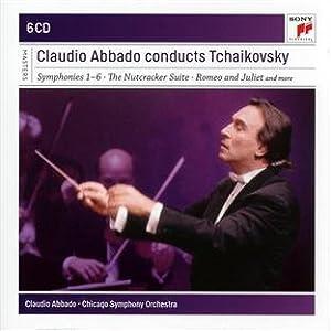 Claudio Abbado dirige Tchaikovski (Coffret 6 CD)