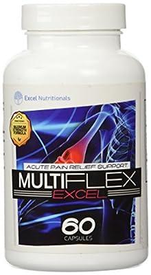 Multiflex Acute: Joint Supplement - Natural Joint Pain Supplement That Supports Joint Pain Relief