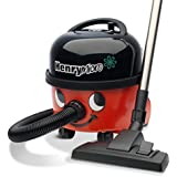 NUMATIC HVR200MA2 Henry Micro Vacuum Cleaner, 580 Watt, Red/Black