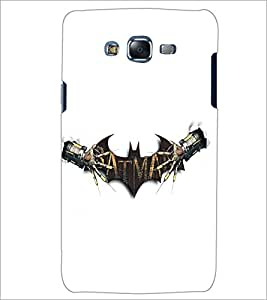 PrintDhaba Bat D-5402 Back Case Cover for SAMSUNG GALAXY ON 5 (Multi-Coloured)
