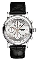 Montblanc Chronograph GMT Automatic Mens Watch 36967 from Montblanc