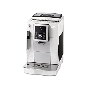 delonghi esam 6700 delonghi ecam 23210 w kaffeevollautomat cappuccino weiss review. Black Bedroom Furniture Sets. Home Design Ideas