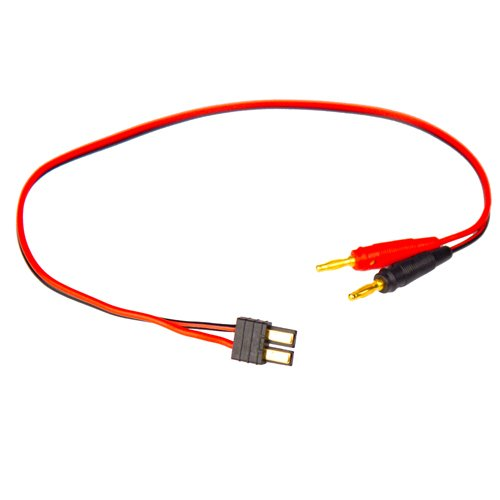 Venom Traxxas Male to Charger Adapter Plug - 18AWG