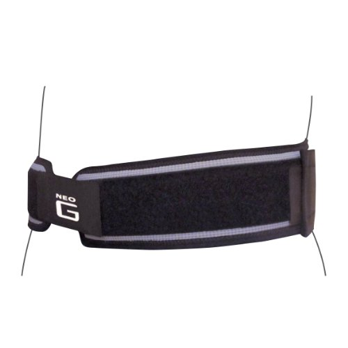 Neo G Medical Grade Rehab Xcelerator Sacroiliac Belt - Weight Lifting Support with embedded silver and aloe vera - Medium