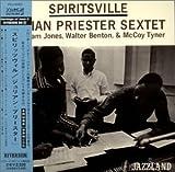 Spiritsville by Priester, Julian (2000-04-21)