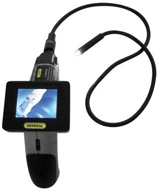 General Tool DCS200 Professional Scope Color Camera