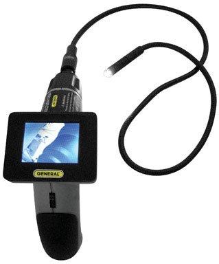 General Tool DCS200 Professional Scope Color Camera