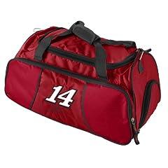 Nascar Tony Stewart Athletic Duffel Bag by Logo