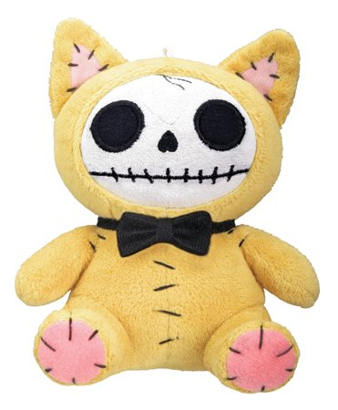 Mao-Mao the Cat Furry Bones Small Plush (H: 5.25