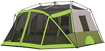 Ozark Trail 9-Person Instant Cabin Tent Bundle