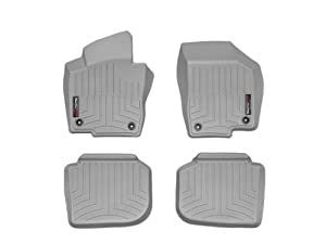 WeatherTech First and Second Row FloorLiner (Grey)