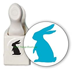 Bunny Upright Craft Punch Martha Stewart Crafts EK Success