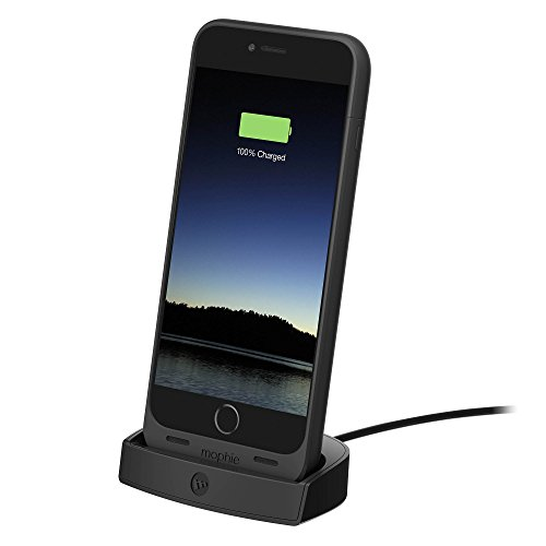 mophie juice pack desktop dock for iPhone 6 Plus/6s Plus -