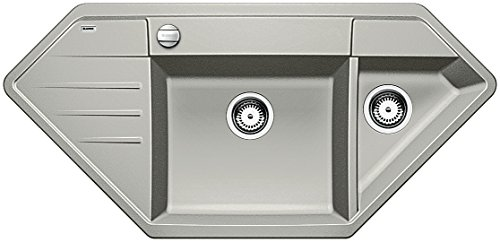 Blanco-LEXA-9-E-Kchensple-Granitsple-aus-Silgranit-PuraDur-1-Stck-perlgrau-520564