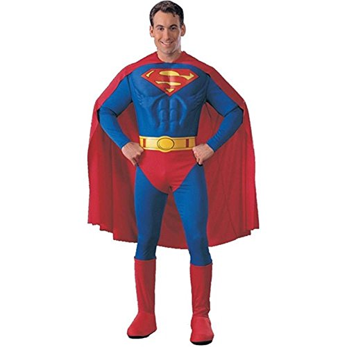 Muscle Chest Superman Adult Costume