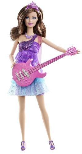 Barbie Popstar Prinzessin Keira X5128