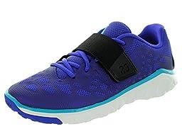 Nike Jordan Kids Jordan Flight Flex Trnr 2 BG Bright Concord/Bl Lgn/Blck/Wht Training Shoe 7 Kids US