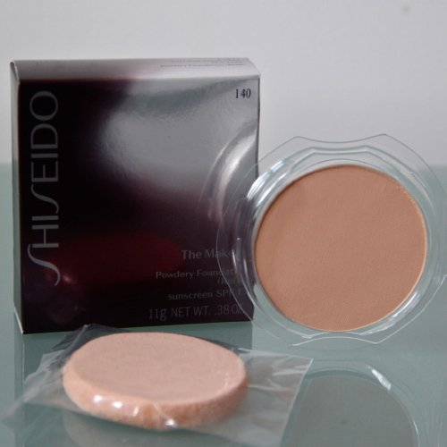 Shiseido The Makeup Powdery Foundation Spf 15 Refill I40 Natural Fair Ivory
