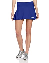 Asics Women\'s Love Skort, Large, Royal