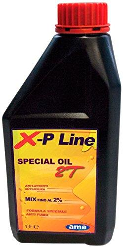 Ama 33587 XP Line Olio per Motori a 2 Tempi